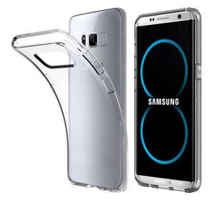 Samsung-Galaxy-S8-S8-PLUS-TPU-Bumper-Case-Cover-Schutz-Etui-Huelle-Back-Silikon