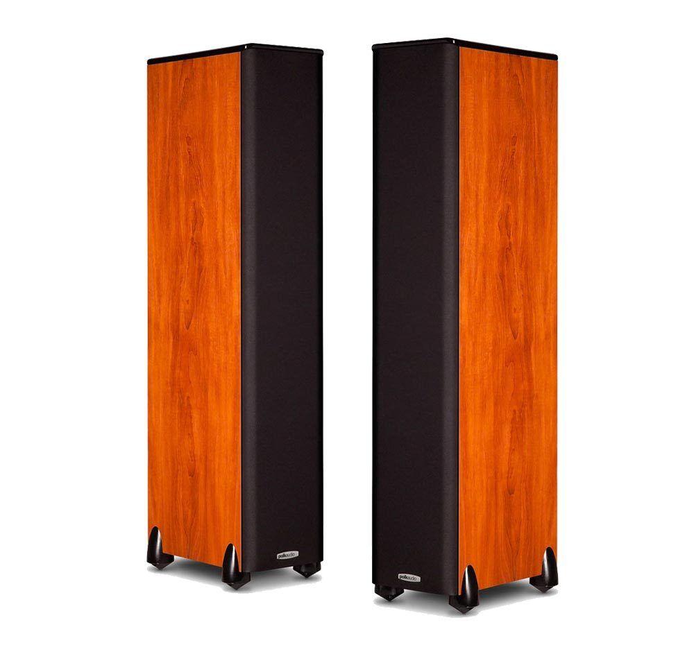 Polk Audio TSi 300 Cherry (Pair) 2-Way Tower Speakers