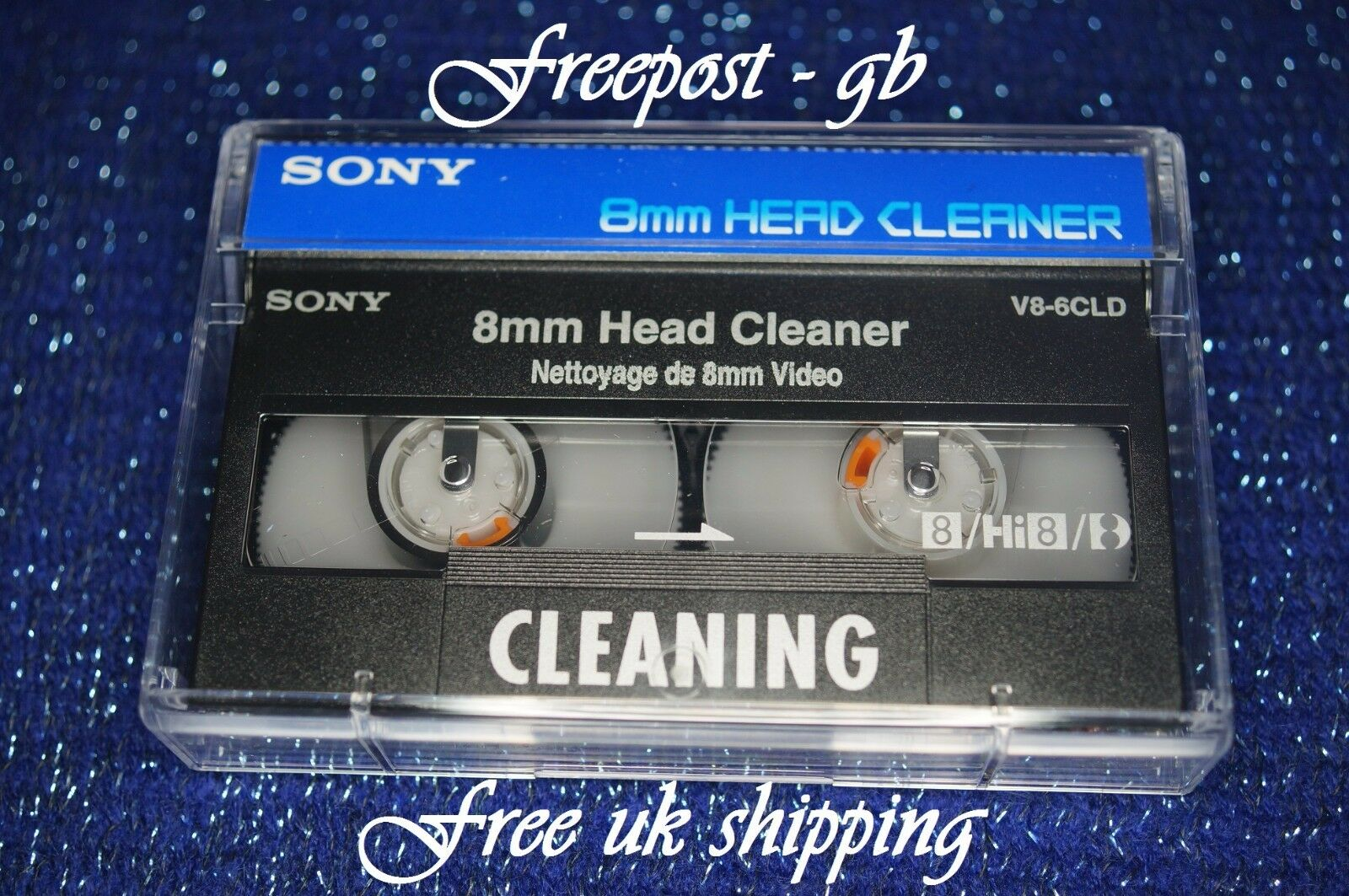 8 MM HEAD CLEANER