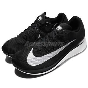 Nike Zoom Fly Black White Men Running Shoes Sneakers Trainers 880848 ... c5bc8d332