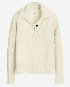 Zara Man Jumper Mens Jumper Textured Weave Sweater Jumper Top