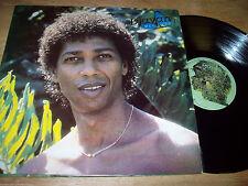 "RARE Djavan NEAR MINT IMPORT 12"" Meu Lado CBS DISCOS230041 vinyl LP NM"