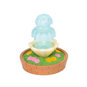 Sylvanian Families BENCH /& FOUNTAIN 4535 Flair Calico Critters