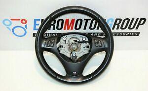 BMW-M-Sport-Volant-de-Direction-en-Cuir-E81-E87-E90-E84