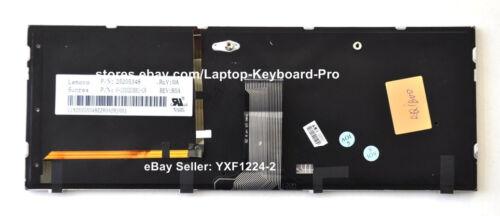Keyboard for Lenovo Ideapad Y400 Y410P US Backlit 25205514 25205378 T2B9-US