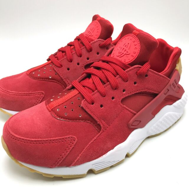 Nike Air Huarache Run SD Women's Sneakers Shoes Gym RedSpeed Red AA0524 601