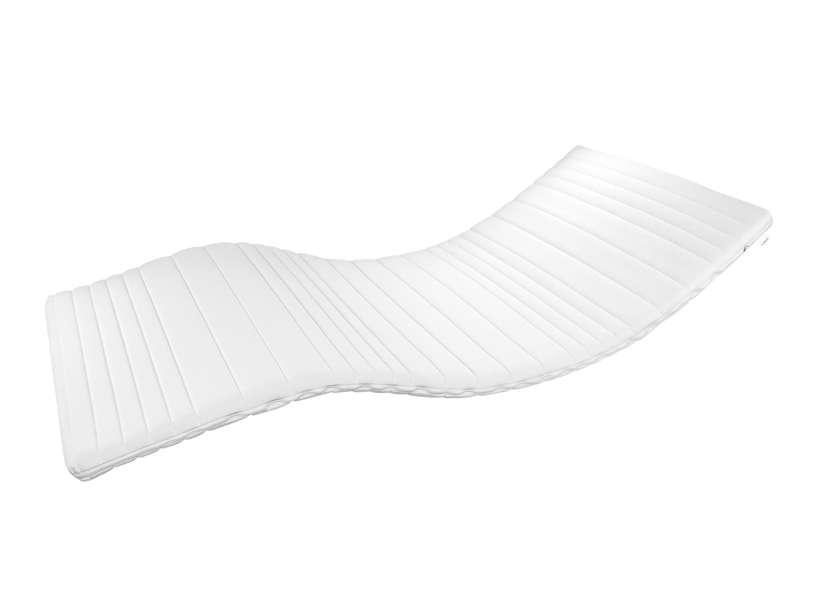 Komfort Topper Matratzenauflage Doppeltuch-Bezug 140x200 160x200 180x200 200x200