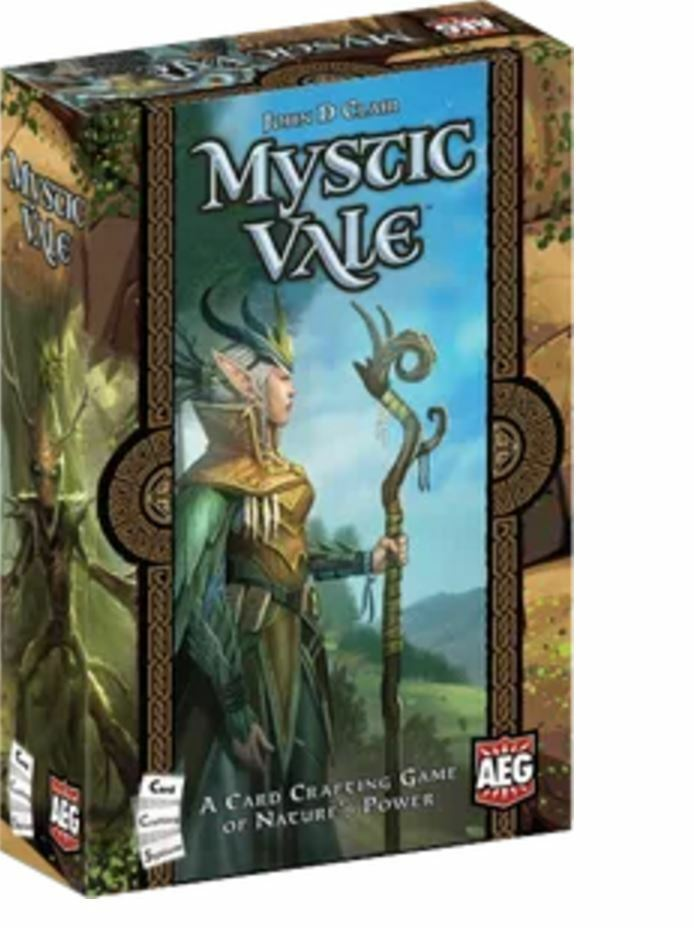 Mystic Vale - Strategy Card Game