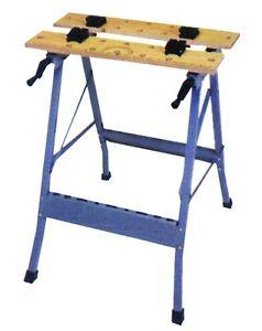 Banco tavolo da lavoro fai da te pianale hobby portatile - Tavolo pieghevole fai da te ...