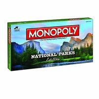Monopoly: National Parks Edition , New, Free Shipping