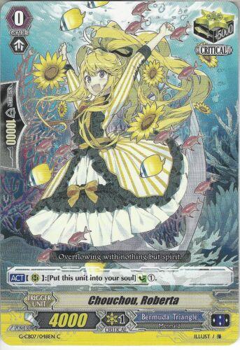 Roberta Common Card Cardfight Vanguard: Chouchou G-CB07//048EN C