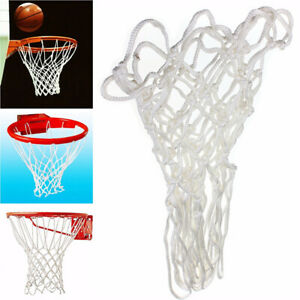 Basketball Net Nylon Non Whip Sports Replacement Rugged Fits standard