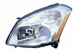 Image Is Loading For 2007 Nissan Maxima Headlight Headlamp Driver Side
