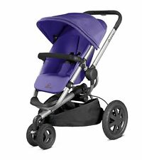 Quinny 2014 Buzz Xtra 3 Wheel Stroller in Purple Pace Brand New!!