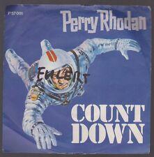 "7"" Sherman Space Perry Rhodan Count Down / Omicron 3 Resono 60`s"