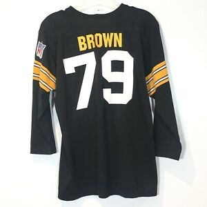 buy popular a215e 5998c Vintage Pittsburgh Steelers Jersey Rawlings #79 Larry Brown ...