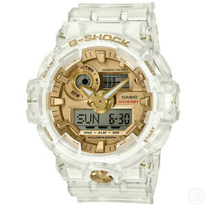 Casio G-SHOCK 35th Anniversary Glacier Gold Limited Watch GSHOCK Ga-735e-7a