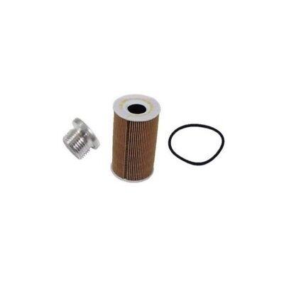 Oil Filter Mahle+Drain Plug+Gasket For Porsche 911 Boxster Cayman Carrera