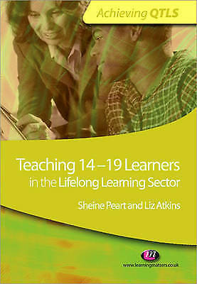 1 of 1 - Teaching 14-19 Learners in the Lifelong Learning Sector (Achieving-ExLibrary