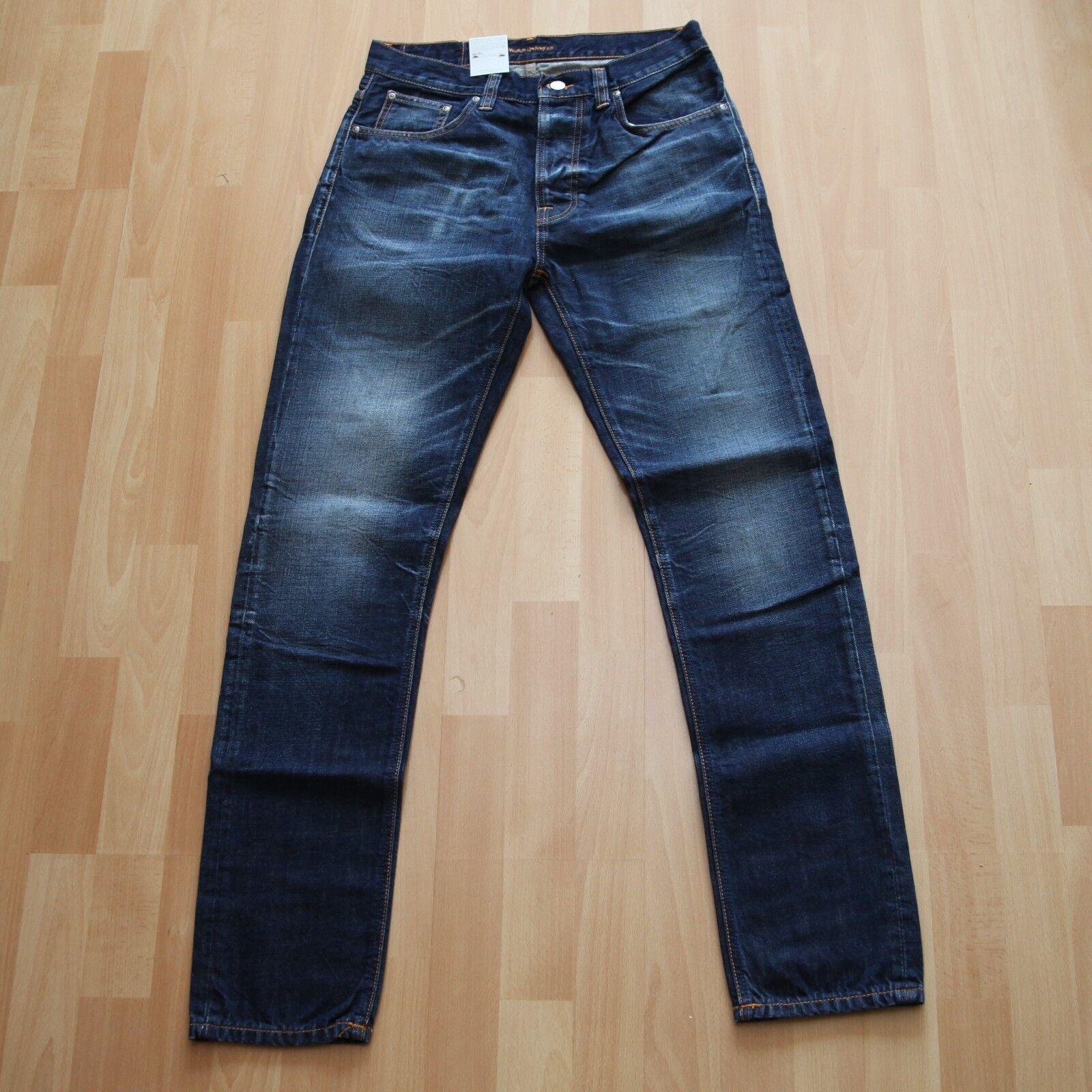 NEU Nudie Jeans,  Fearless Freddie (Loose Anti Fit) Jeppe Replica 30 32