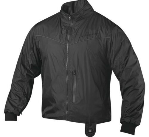 FirstGear 12 Volt 42W Heated Womens Motorcycle Jacket Liner Black