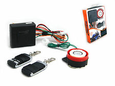 Motorbike 12v Compact Alarm - Fits Honda Pantheon 150 PCX 125 PS 125i