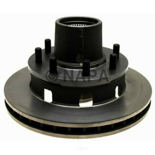 Disc Brake Rotor and Hub Assembly-4WD Front NAPA//BRAKE ROTORS /& DRUMS-NB 4886287