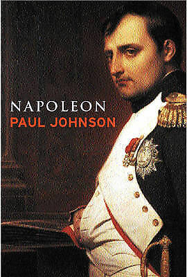 Johnson, Paul, Napoleon (LIVES), Very Good Book