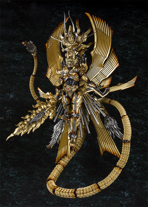 Makai Kadou GARO ROT REQUIEM RYUJIN GARO Action Figure BANDAI NEW from Japan
