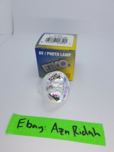 Eiko EXR  82V 300W Slide Projector Bulb Projection Lamp 2-Pin 35hrs Japan P.C