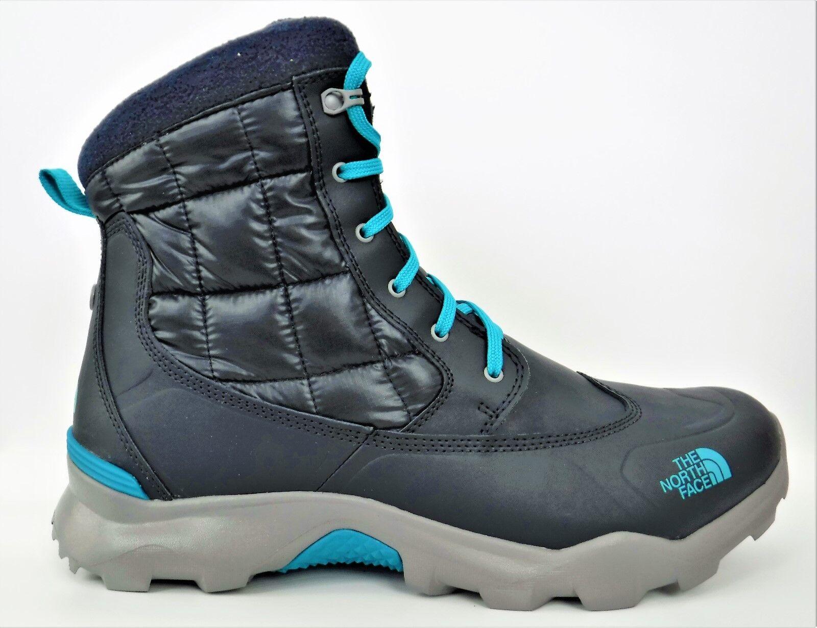 Nuevas botas Cremallera THE NORTH FACE Thermoball-Para hombre botas De Invierno Tamaño nos 13
