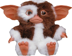 NECA-Gremlins-Gizmo-6-034-Mini-Plush