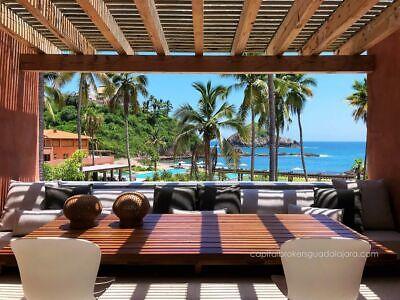 Casa Minimalista de lujo en playa Litibu Punta de Mita