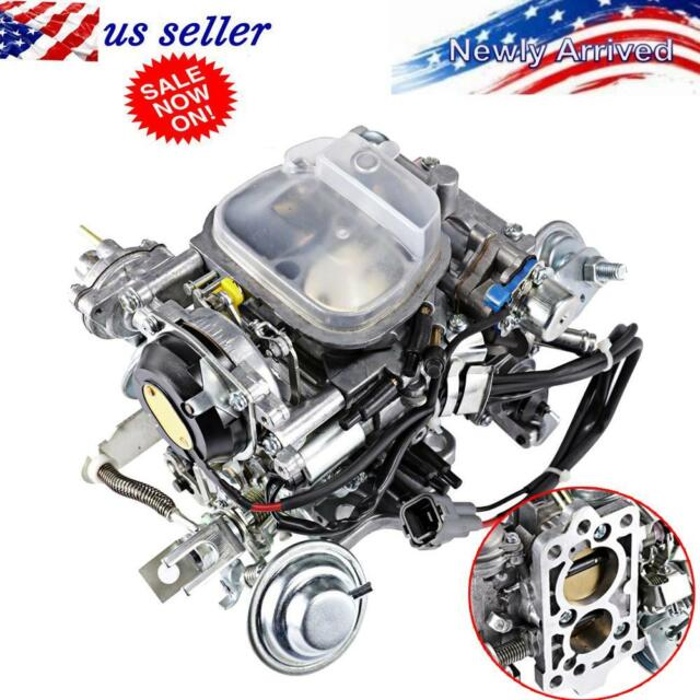 Carburetor Fit TOY-507 1988 1989 1990 Toyota 22R Pickup Trucks Engine Sale