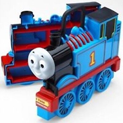 Take Along n play Thomas TRAVEL TOTE up to 17 train EUC