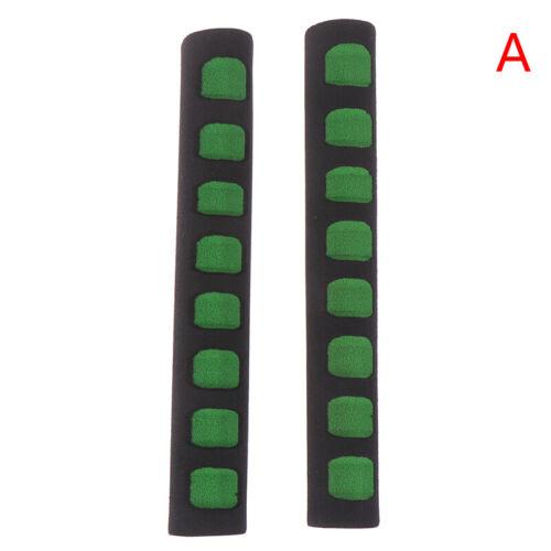 1pair baby stroller handle cover tube sleeve foam arm softProtector accessory~JP