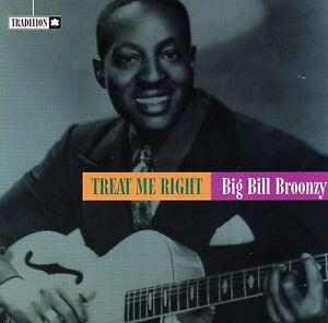 BIG-BILL-BROONZY-Treat-Me-Right-1996-Tradition-TCD-3001-Disc-Three