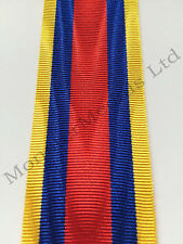 "Pingjat Jasa Malaysia PJM Miniature Medal With 6/"" Ribbon"