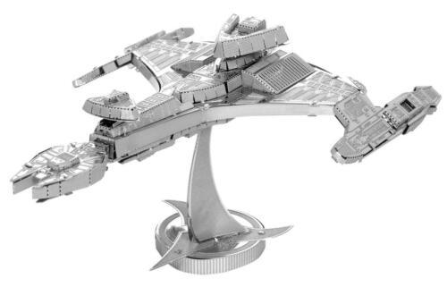 Star Trek Klingon Vor`cha Vorcha ,3D Puzzle Metall Modell Laser Cut Bausatz