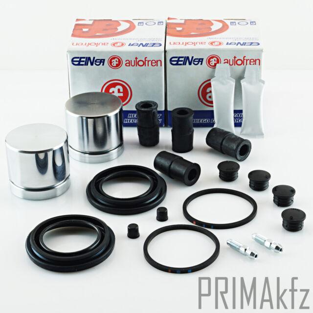 2x Autofren D4959C Kit Riparazione Pinze Freno Ant. BMW Serie 3 E36 E46 Z3 E43