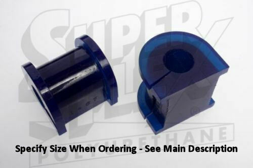 Superflex front arb pour châssis bush kit pour toyota starlet turbo EP82 EP91