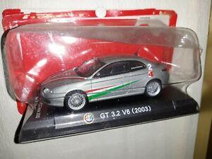 Alfa Romeo Gt 3.2 V6 2003 Marco Melandri