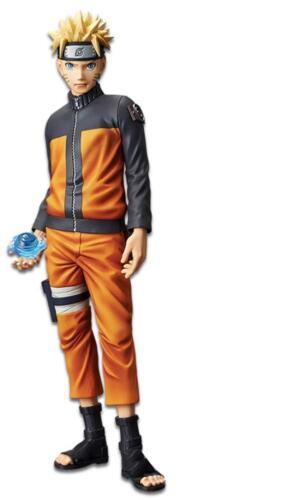 Banpresto Naruto Shippuden Uzumaki Naruto Grandista Shinobi Relations Stat F//S