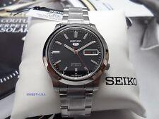 SEIKO  5  SNK795  Stainless Steel  Black Dial SEIKO Automatic SNK795-NEW