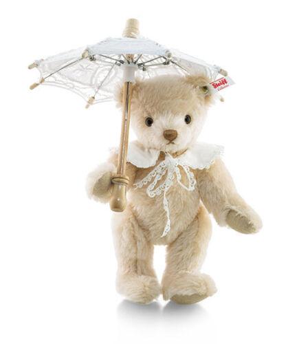 EAN 021527 Picnic Girl Teddy Bear by Steiff