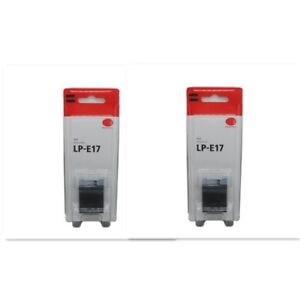 2PCS-LP-E17-Camera-battery-For-Canon-EOS-M3-M5-750D-760D-T6i-T6s-8000D-Kiss-X8i