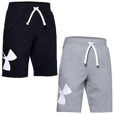1355599 Under Armour Rival Fleece Logo Shorts Gar/çon Short