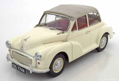 1:12 Sunstar Morris Minor 1000 Tourer 1965 creme