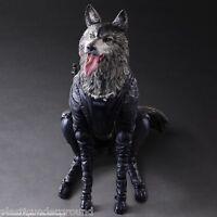 Metal Gear Solid V Phantom Pain Play Arts D-dog Action Figure Snake Companion