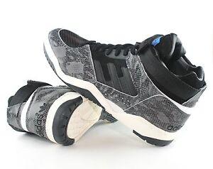 newest b52cf f6407 Image is loading Adidas-Originals-Enforcer-Mid-Shoes-ENFR-Black-Legacy-